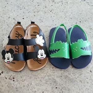 Gap & H&M Baby Sandals